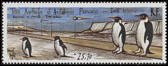 Cl: Emperor Penguin (Aptenodytes forsteri)(Repeat for this country)  SG 305 (1992)  [3/8]