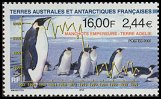 Cl: Emperor Penguin (Aptenodytes forsteri)(Repeat for this country)  SG 433 (2000)  [3/9]