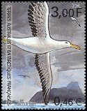 Cl: Wandering Albatross (Diomedea exulans)(Repeat for this country)  SG 444a (2001)