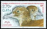 Cl: Flesh-footed Shearwater (Puffinus carneipes) <<Puffin a pieds pales>>  SG 420 (2000)
