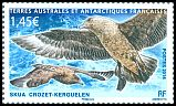 Cl: Brown Skua (Stercorarius antarctica)(Repeat for this country)  SG 775d (2016)  [10/11]