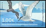 French Southern and Antarctic Territory new (2017)