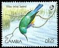 Cl: Variable Sunbird (Cinnyris venustus) SG 1026 (1990) 80