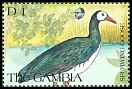 Cl: Spur-winged Goose (Plectropterus gambensis)(Repeat for this country)  SG 1115 (1991) 60
