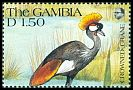Cl: Grey Crowned-Crane (Balearica regulorum)(Out of range)  SG 1133 (1991) 60