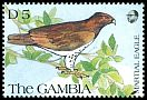 Gambia SG 1139 (1991)
