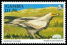 Cl: Egyptian Vulture (Neophron percnopterus) SG 1501 (1993) 175