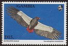 Cl: Bateleur (Terathopius ecaudatus)(Repeat for this country)  SG 1507 (1993) 350