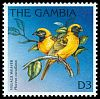 Cl: Village Weaver (Ploceus cucullatus)(Repeat for this country)  SG 2383 (1996) 175