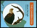 Cl: African Fish-Eagle (Haliaeetus vocifer)(Repeat for this country)  SG 5454c (2011) 60 [7/38]