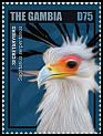 Cl: Secretarybird (Sagittarius serpentarius)(Repeat for this country)  new (2014)