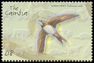 Cl: Alpine Swift (Tachymarptis melba) SG 4129a (2001) 200 [5/59]