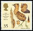 Cl: Great Bittern (Botaurus stellaris) SG 1918 (1996) 55
