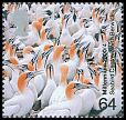 Cl: Cape Gannet (Morus capensis)(Out of range)  SG 2128 (2000) 120