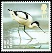 Cl: Pied Avocet (Recurvirostra avosetta)(Repeat for this country)  SG 2769 (2007)  [4/24]