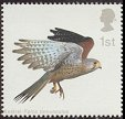 Cl: Eurasian Kestrel (Falco tinnunculus)(Repeat for this country)  SG 2332 (2003) 27