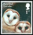 Cl: Barn Owl (Tyto alba)(Repeat for this country)  SG 4087 (2018) 100 [11/41]