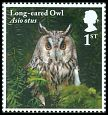 Cl: Northern Long-eared Owl (Asio otus) SG 4086 (2018) 100 [11/41]