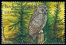Cl: Great Grey Owl (Strix nebulosa) SG 175 (1996) 60