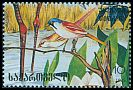 Cl: Bearded Reedling (Panurus biarmicus)(Repeat for this country)  SG 186 (1996) 75