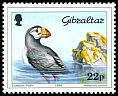 Cl: Atlantic Puffin (Fratercula arctica) SG 597 (1988) 175