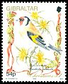 Cl: European Goldfinch (Carduelis carduelis) SG 735 (1994) 325