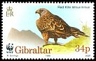Cl: Red Kite (Milvus milvus)(Repeat for this country)  SG 785 (1996) 160