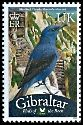 Cl: Blue Rock-Thrush (Monticola solitarius)(Repeat for this country)  SG 1254 (2008)  [4/41]