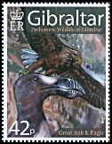 Cl: White-tailed Eagle (Haliaeetus albicilla)(Out of range)  SG 1222 (2008)  [4/41]