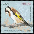 Cl: European Goldfinch (Carduelis carduelis) SG 2820 (2014) 725 [9/5]