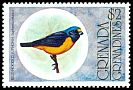Cl: Antillean Euphonia (Euphonia musica)(Out of range)  SG 154 (1976) 375