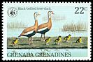 Cl: Black-bellied Whistling-Duck (Dendrocygna autumnalis)(Out of range)  SG 297 (1978)