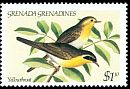Cl: Common Yellowthroat (Geothlypis trichas)(Out of range)  SG 603 (1984)