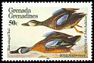 Cl: Blue-winged Teal (Anas discors)(Out of range)  SG 645 (1985) 200