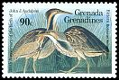 Cl: American Bittern (Botaurus lentiginosus)(Out of range and no other stamp)  SG 738 (1985) 275