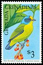 Cl: Antillean Euphonia (Euphonia musica)(Out of range)  SG 1273 (1990) 200