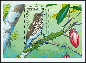 Grenadines of Grenada SG 1275b (1990)