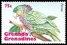 Cl: Imperial Parrot (Amazona imperialis)(Out of range)  SG 2003 (1995) 35