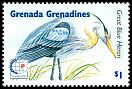 Cl: Great Blue Heron (Ardea herodias)(Out of range)  SG 2005 (1995) 45