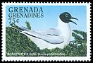 Cl: Bonaparte's Gull (Larus philadelphia)(Out of range and no other stamp)  SG 2580 (1998)