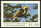 Cl: Yellow-crowned Bishop (Euplectes afer)(Out of range)  SG 2882 (2000)