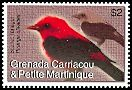 Cl: Scarlet Tanager (Piranga olivacea)(Out of range)  SG 3874 (2007)  [4/27]
