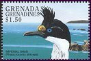 Cl: Imperial Shag (Phalacrocorax atriceps)(Out of range)  SG 2592 (1998)