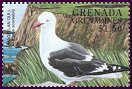 Cl: Dolphin Gull (Larus scoresbii)(Out of range)  SG 2593 (1998)