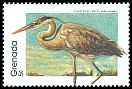 Cl: Great Blue Heron (Ardea herodias) SG 1994 (1989)