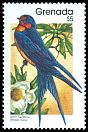 Cl: Barn Swallow (Hirundo rustica) SG 2005 (1989)