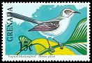 Cl: Tropical Mockingbird (Mimus gilvus) SG 2156 (1990)