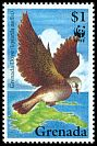 Cl: Grenada Dove (Leptotila wellsi)(Endemic or near-endemic)  SG 2800 (1995) 75