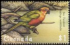 Cl: Sun Parakeet (Aratinga solstitialis)(Out of range)  SG 3914 (2000)