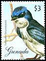Cl: Tree Swallow (Tachycineta bicolor)(Out of range)  SG 5417a (2009)  [6/8]